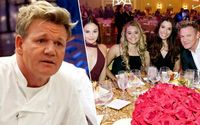Gordon Ramsay Is No Different To His Own Kids - He Tells Them To F*ck Off And Get A Job