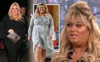 Gemma Collins Shows Off Amazing 2.5 Stone Weight-loss Transformation
