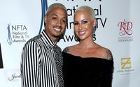 "Amber Rose Just Announced She's Expecting a Son with Boyfriend Alexander ""AE"" Edwards"