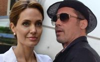 Merely Two Days After Becoming Legally Single Angelina Jolie Drops Brad Pitt's Last Name