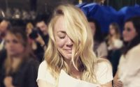 Kaley Cuoco Cries At Final 'Big Bang Theory' Table Read