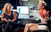 Miley Cyrus Calls to 'Free Britney!' Spears at Memphis Concert