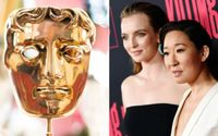 Stars Gather For Bafta TV Awards Ceremony