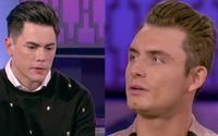 Vanderpump Rules: Tom Sandoval Accuses James Kennedy Of Mixing Booze With Uppers