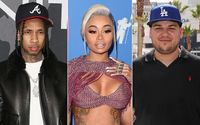 Blac Chyna Claims Rob Kardashian Is A Better Lover Than Tyga