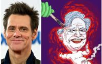 Graphic: Jim Carrey Draws Grotesque Depiction of Alabama Governer Kay Ivey's Abortion