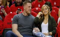 Houston Texans Star JJ Watt Is Officially Engaged To Soccer Star Girlfriend Kealia Ohai