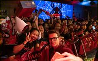 Tom Holland Goes Bali To Promote 'Spider-Man: Far From Home'