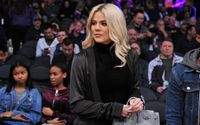 Khloe Kardashian Takes To Twitter To Explain After Fans Noticed Tristan Thompson's Blurred Face