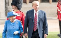 Did Meghan Markle Piss Off the Queen By Snubbing Trump?