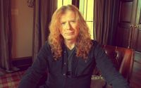 Megadeth's Dave Mustaine Has Been Diagnosed With Throat Cancer