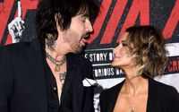 Tommy Lee Shares Racy Picture of Wife Britanny Furlan; Praises Wife's 100% Natural Body