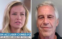Jeffrey Epstein Alleged New Victim Claims He Raped Her When She Was 15