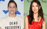 Pete Davidson and Once Upon A Time in Hollywood's actress Margaret Qualley Are Dating