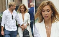 British Singer Myleene Angela Klass Gives Birth to her Third Child; First with Current Boyfriend Simon Motson