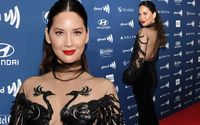 Olivia Munn and More Shine at the GLAAD Media Awards Red Carpet 2019