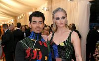 Game Of Thrones Star Sophie Turner And Recently Wedded Husband Joe Jonas Make Their First Married, Matching Appearance At The Met Gala