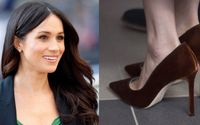 Meghan Markle Favourite Shoe Brands She Loves To Wear