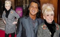 Barbara Windsor Made Surprise Red Carpet Appearance With her Husband Scott Mitchell At The Snow White Gala Night