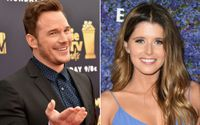 Chris Pratt's Fiancee Katherine Schwarzenegger Showed Off Her Massive Diamond Ring Believed To Be Worth Six Figures