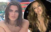 Fans Shocked By Resemblance After Elizabeth Hurley Wishes Identical Son, 17, A Happy Birthday With New Selfie