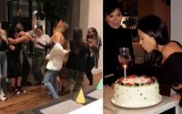 Kourtney Kardashian's Brithday Cake Will Surprise You