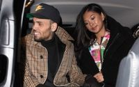 Chris Brown Left An Interesting Comment On His Rumored Girlfriend Ammika Harris' Recent Pic And Fans Think She's Pregnant