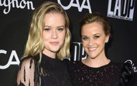 Ava Phillippe Had A Red Carpet Reunion With Mom Reese Witherspoon To Celebrate The Season 2 Premiere Of 'Big Little Lies'