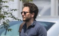 Kit Harington Looked In Good Spirits As He Was Spotted Out And About In Connecticut