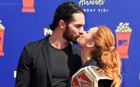 Becky Lynch And Seth Rollins Provide Update On Their Relationship