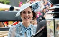Did Kate Middleton Just Debut New Baby Bump?