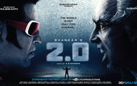 "Rajinikanth and Akshay Kumar ""2.0"" Hit the Big Screen on Thursday"