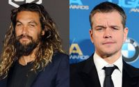 Jason Momoa and Matt Damon Are Hosting Saturday Night Live This Month