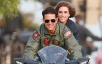 "Jennifer Connelly ""Excited"" To Star Opposite Tom Cruise in The 'Top Gun' Sequel"