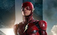 Ezra Miller and Grant Morrison are Teaming Up To write The Flash Movie Script
