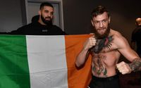 UFC Star Conor McGregor Posts Glowing Instagram Message About Rapper Drake
