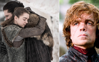 George R.R. Martin Originally Planned For Arya Stark To Carry Feelings For Jon Snow
