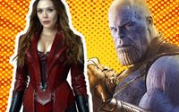 Scarlet Witch Vs Thanos - Who Comes Out On Top In A Solo Fight?
